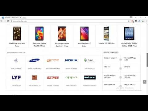 PricePillar - Price Comparison Website in India | Mobile Phone Prices in India