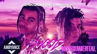 24kGoldn - Mood ft. iann Dior (Instrumental) - Ambyance Beats
