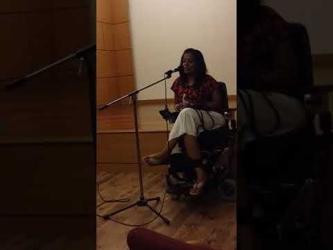 Delhi Poetry Slam 'A conversation with fate'