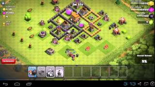 100 Wall Breaker Attack by Smith, Very Funny Clash of Clans