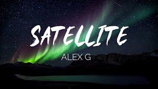 Alex G – Satellite (Lyrics Video)