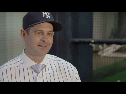 Conversation with Aaron Boone
