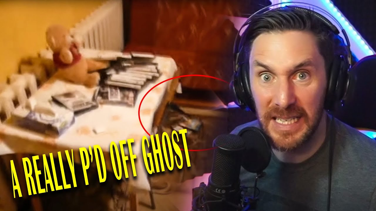 GHOST VIDEOS THAT WILL GO VIRAL - GOOSE PIMPLES REACTION