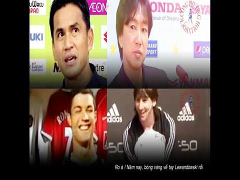 Vietnam vs Thailand: Họp báo:  HLV Kiatisak và Miura chém gió, Messi và Ronaldo phản ứng hài hước