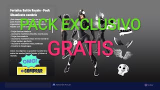 """NEW PACK """"SHADOW RISE"""" FREE IN FORTNITE BATTLE ROYAL (100% LEGAL METHOD)"""