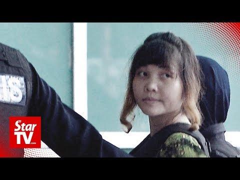 Not over yet for Vietnamese Doan Thi Huong in Jong-nam murder trial