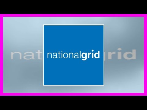 National grid provides the energy your mobile phone until the lights come
