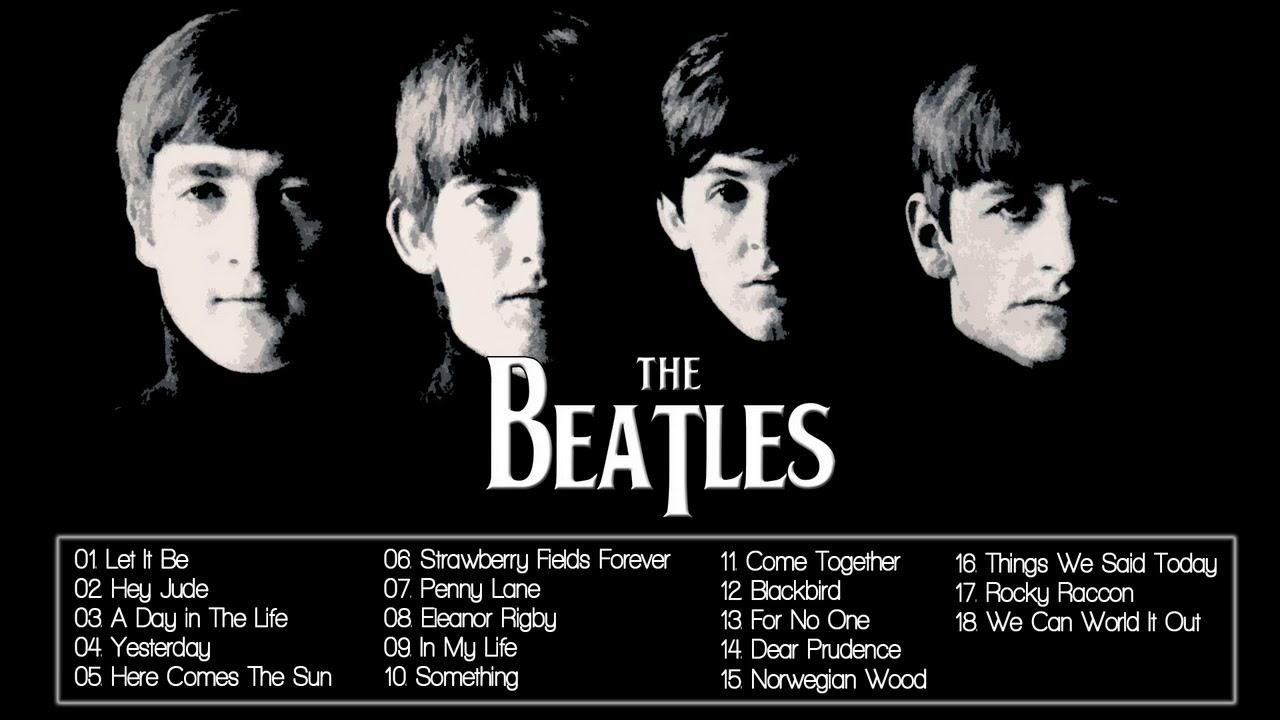 Youtube Beatle Songs : the beatles greatest hits best the beatles songs collection youtube ~ Vivirlamusica.com Haus und Dekorationen