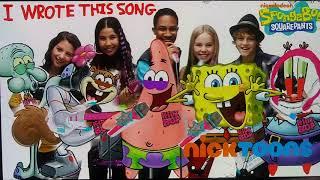 SPONGEBOB SQUAREPANTS & KIDZ BOP Kids - I Wrote This Song