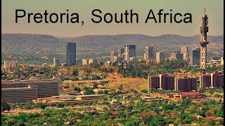 Видео Pretoria, South Africa, aerial view and points of interest от You Should Know This, Претория, Южная Африка