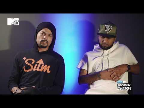 The Story behind 'Purana Wala' - BOHEMIA & J.HIND - Panasonic Mobiles MTV Spoken Word 2
