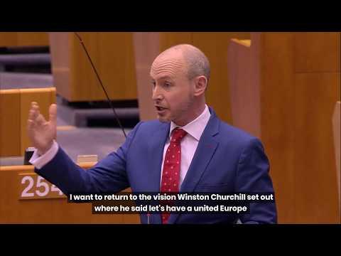 Daniel Hannan's Last Brexit Speech In The European Parliament