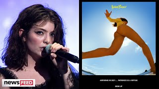 Lorde Bares BOOTY In New Song Teaser For