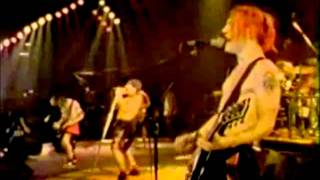 Red Hot Chili Peppers - Knock Me Down - Live at Long Beach Arena