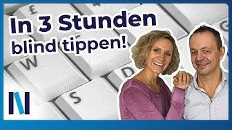 In nur 3 Stunden blind Tastatur-Schreiben lernen? Das geht niemals! Oder doch?
