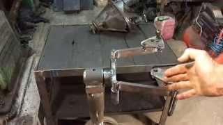 СТЕНД  для ремонта редукторов  заднего моста и двигателей разных модефикаций.