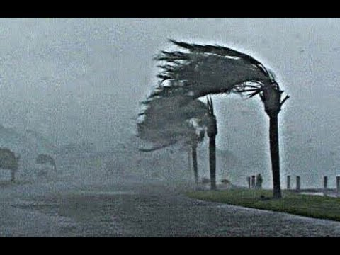 LIVE NOW   VIDEO  OF  Hurricane Irma Beat 'Florida'' with , wind and rain   #IRMA