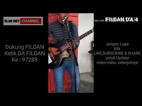 FILDAN D'A 4 nyanyi lagu cover PANDANGAN PERTAMA