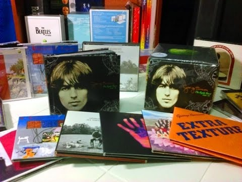 George Harrison - The Apple Years Box Set Unboxing