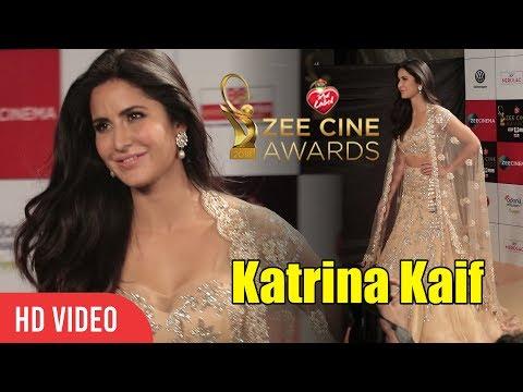Katrina Kaif At Zee Cine Awards 2018  Tiger Zinda Hai  Zoya