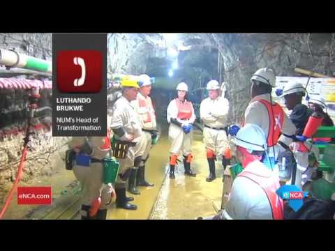 NUM Reacts To The New Mining Charter