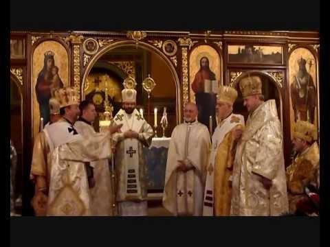 Sveta Liturgija u zagrebačkoj konkatedrali bizantskog obreda na Gornjem gradu