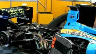 bruit moteur f1