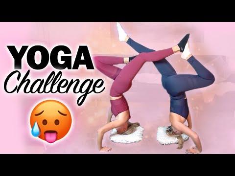 CRAZY YOGA Challenge   Lovely LJ ♡