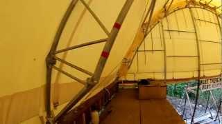 Seattle Vert Ramp -- Our Vert Ramp Construction Project