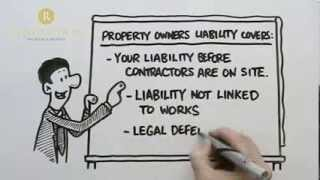 Renovation insurance: liability insurance