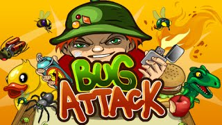 Bug Attack Full Walkthrough