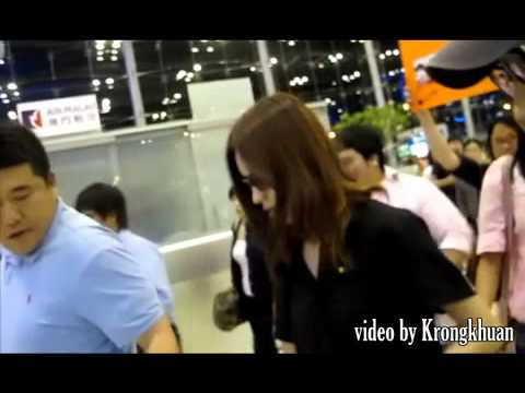 Han Hyo Joo in Thailand @ 18 June 2011