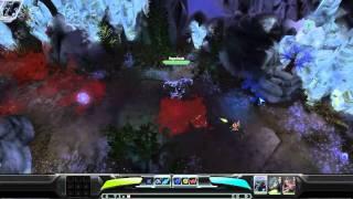 Darkspore - Maldri Gamma Gameplay