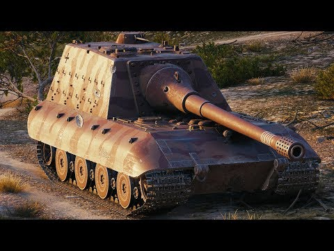World of Tanks Jagdpanzer E100 - 8 Kills 10,2K Damage thumbnail