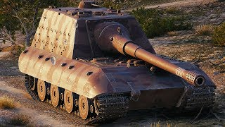 World of Tanks Jagdpanzer E100 - 8 Kills 10,2K Damage