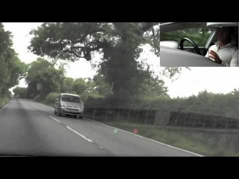 Independent Driving Test Route - Buckingham A421 to Whaddon