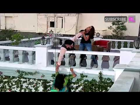 On location of serial Tumhari Pakhi | 10th April 2014 - Part 2