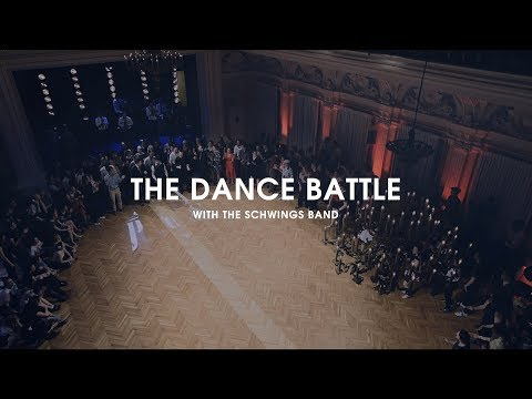 Swing Paradise 2018 - The Dance Battle - Balboa vs. St. Louis Shag vs. Collegiate Shag
