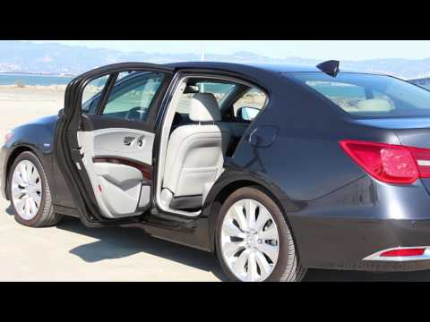 Unboxing 2017 Acura RLX