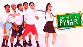 Bachpan Ka Pyaar (Official Video) Badshah, Sahdev Dirdo, Aastha Gill, Rico | SHASHANK Dance