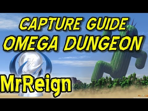 Final Fantasy X HD Remaster - Monster Capture Guide - Omega Dungeon