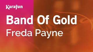Karaoke Band Of Gold - Freda Payne *