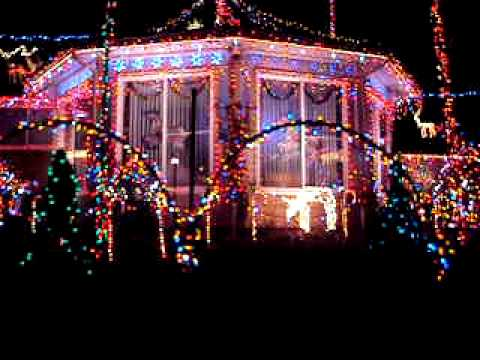 Christmas In Niagara Falls, Canada THE BEST LIGHTS - YouTube