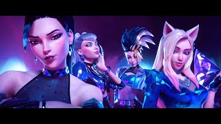 [1 HOUR] K/DA - MORE ft. Madison Beer, (G)I-DLE, Lexie Liu, Jaira Burns, Seraphine [LOOP 1hour HD]