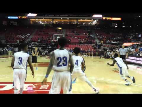 C.M. Wright/Stephen Decatur boys basketball OT Class 3A state final 03/12/16