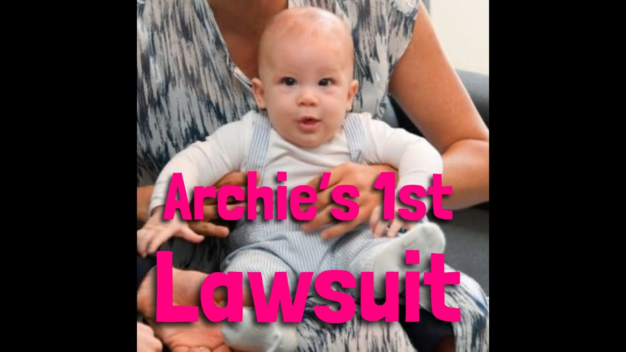 Archie's 1st LAWSUIT