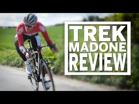 17e89b5497f Trek Madone Race Shop Ltd | Review | Cycling Weekly - YouTube