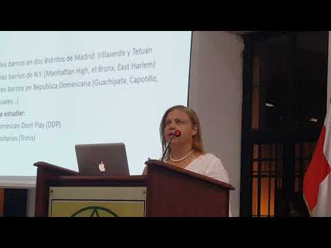 Conferencia: Juventud, Barrios Y Pandillas En Europa, Estados Unidos Y Republica Dominicana.