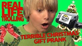 Kids get bad Christmas gifts Prank 2013!