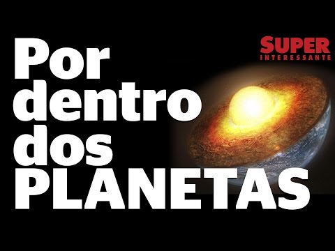 Por Dentro dos Planetas - Superinteressante